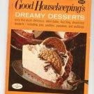 Good Housekeepings Dreamy Desserts Cookbook #5 Vintage