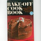 Pillsbury Bake Off Cook Book Cookbook Prize Winning Recipes 18th Annual Bake Off Vintage Item