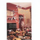 54 Award Winning Recipes Cookbook by Yankee Magazine