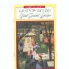 Great New England Food Festival Recipes Cookbook by Yankee Magazine