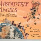 Absolutely Angels Poems For Children And Other Believers 1563977087