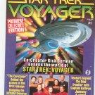Star Trek Voyager  Volume 1 Magazine Collectors Premiere Edition