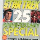 Star Trek 25 Anniversary Special 1991 Starlog Collectors Edition Magazine