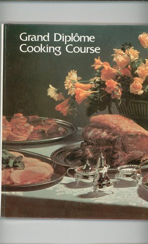 Grand Diplome Cooking Course Volume 8 Cookbook Vintage