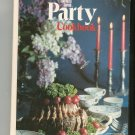 Southern Living Party Cookbook by Celia Marks 0848702352 Vintage