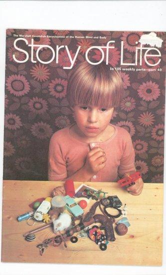 Story Of Life Part 49 Marshall Cavendish Encyclopedia Vintage