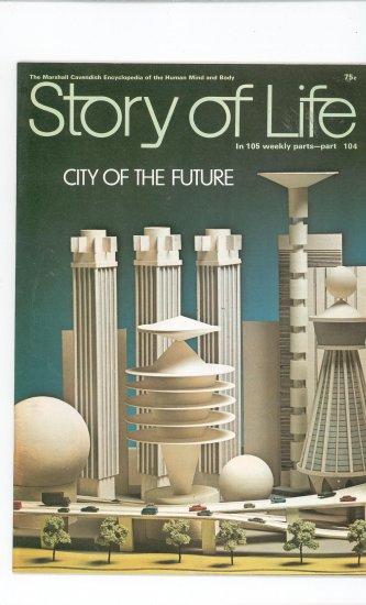 Story Of Life Part 104 Marshall Cavendish Encyclopedia Vintage