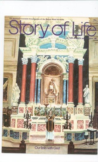 Story Of Life Part 95 Marshall Cavendish Encyclopedia Vintage