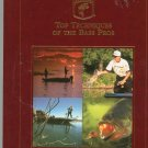 Bass Top Techniques Of The Bass Pros Ultimate Bass Fishing Library 1890280011