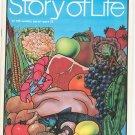 Story Of Life Part 72 Marshall Cavendish Encyclopedia Vintage
