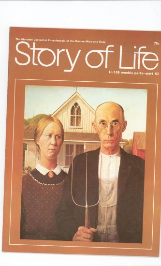 Story Of Life Part 52 Marshall Cavendish Encyclopedia Vintage