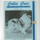 Collie Cues & Shetland Sheepdog News October 1965 Vintage