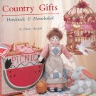 Country Gifts Handmade & Homebaked by Eileen Westfall Cookbook Plus 0696046660