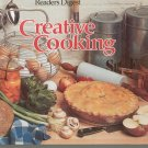Creative Cooking Cookbook by Readers Digest 0895770377