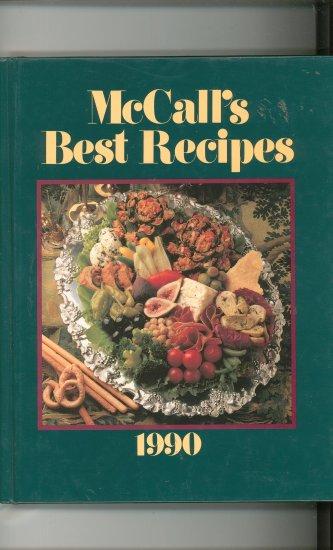 McCalls Best Recipes 1990 Cookbook 0848710053 Mc Calls Mc Call's McCall's
