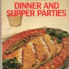 Dinner And Supper Parties Cookbook 0600329399 Vintage