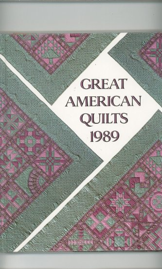 Great American Quilts 1989 0848707486