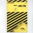 Cliffs Notes Brontes Jane Eyre 0822006723