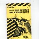 Cliffs Notes Huxleys Brave New World & Brave New World Revisited 0822002566