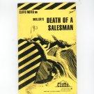 Cliffs Notes Millers Death Of A Salesman 0822003821