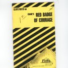 Cliffs Notes Cranes Red Badge Of Courage 0822011204