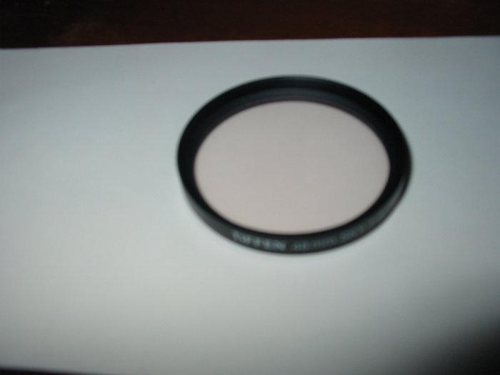 Tiffen 49mm Diffusion # 2 Lens With Case  #2