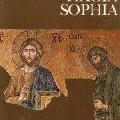 Hagia Sophia by Lord Kinross LOC # 72163362   72-163362 Vintage