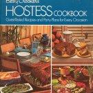 Betty Crockers Hostess Cookbook Vintage Crocker's