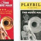 Playbill The Music Man Neil Simon Theatre Souvenir Plus Brochure & Ticket Stub