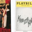 Playbill Kiss Me Kate Martin Beck Theatre Souvenir Plus Brochure