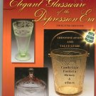 Elegant Glassware Depression Era by Gene & Cathy Florence 1574325140
