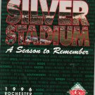 Silver Stadium A Season To Remember 1996 Rochester Red Wings Yearbook Year Book