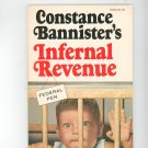 Constance Bannisters Infernal Revenue Funny Baby Pictures Vintage Bannister
