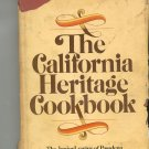 The California Heritage Cookbook Junior League Pasadena 0385039956