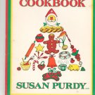 Christmas Cookbook by Susan Purdy 0531023737 Vintage