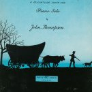 The Covered Wagon Piano Solo by Jogn Thompson Vintage Music Book