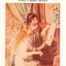 Songs For Children Volume 1 by Alexander Cole Music Book Piano