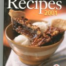 Better Homes And Gardens Annual Recipes 2001 Cookbook 0696213397