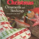 Christmas Ornaments and Stockings by Leslie Linsley 0312481314