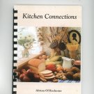 Kitchen Connections Cookbook Regional New York Altrusa Of Rochester