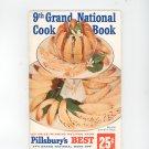 Pillsbury 9th Grand National Cookbook Vintage 1957 Pillsburys
