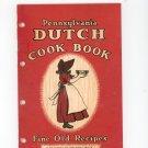 Pennsylvania Dutch Cookbook Vintage Culinary Arts Press