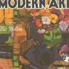 Trends And Techniques In Modern Art By Elsa Nelson Walter T Foster 86 Vintage Art
