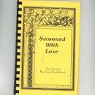 Seasoned With Love Cookbook The Second My Turn Regional New York Senior Citizen