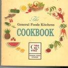 The General Foods Kitchens Cookbook Vintage 1959