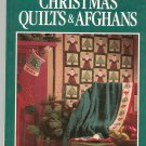 Better Homes And Gardens Christmas Quilts & Afghans 069601856x