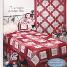 Learn To Do Redwork Antique Blocks # 4187  0881959154