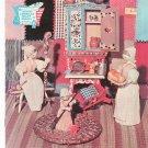 How To Make Cornhusk Dolls American Craft Series HA-13 Vintage 1973 30-12879