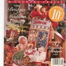 Cross Stitch & Country Crafts by Better Homes And Gardens August 1995
