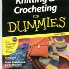 Knitting & Crocheting For Dummies Special Edition 0764584537